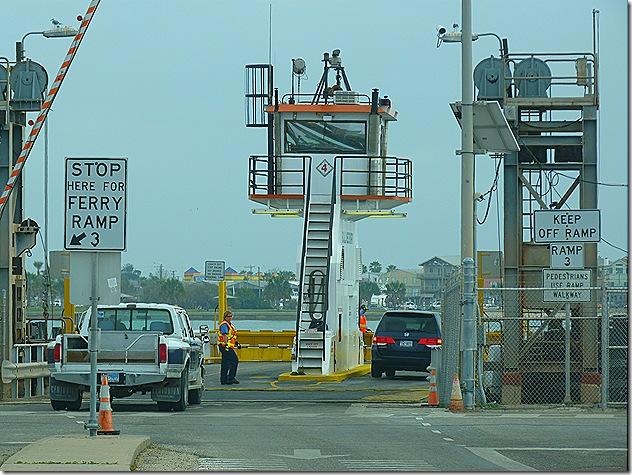 Ferry ramp