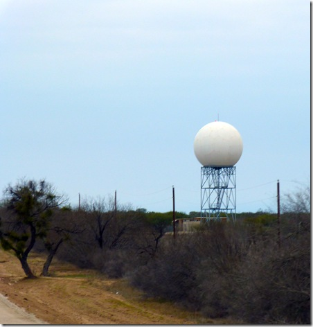 Gas rig ball