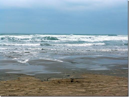 Port Aransas beach