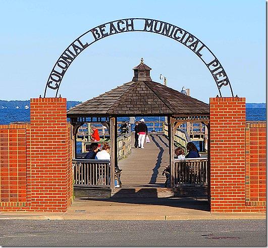 Colonial Beach pier3
