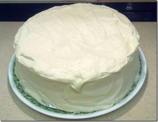 Jan birthday cake