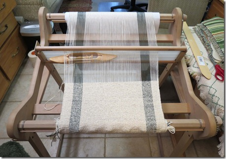 First Weaving Project 3