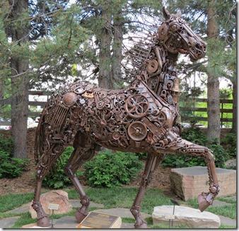 Junk horse