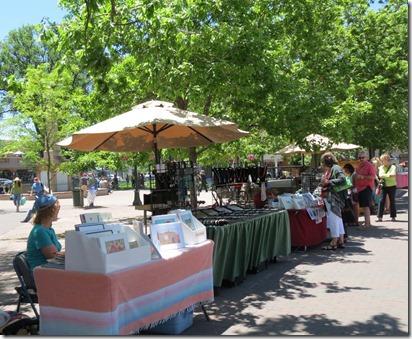 Plaza vendors 3