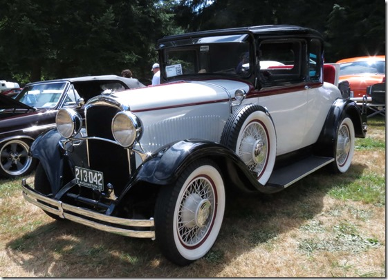 1929 Dodge DA coupe 2