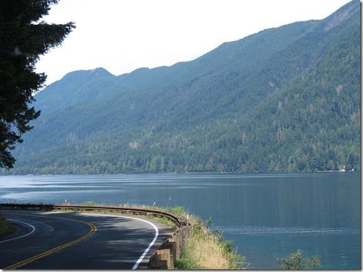 Crescent Lake curve