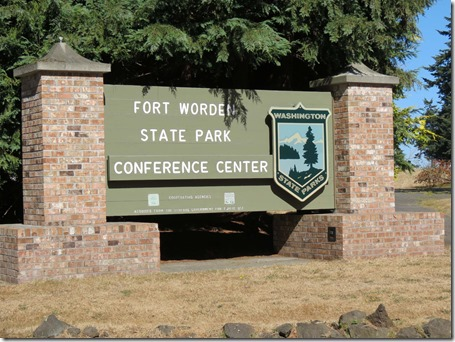 Fort Worden sign 2