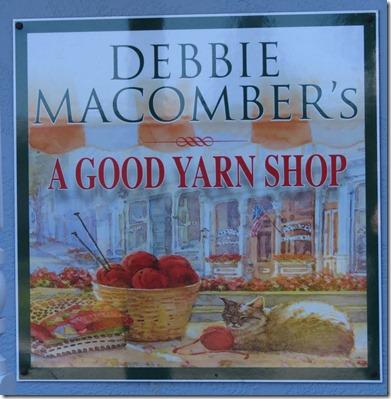 Yarn shop sign 2