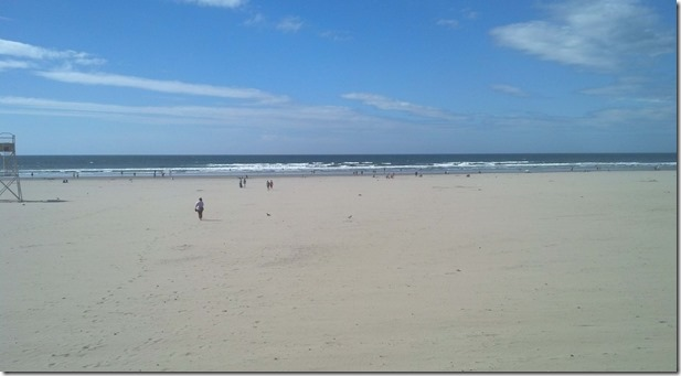 Seaside beach 2