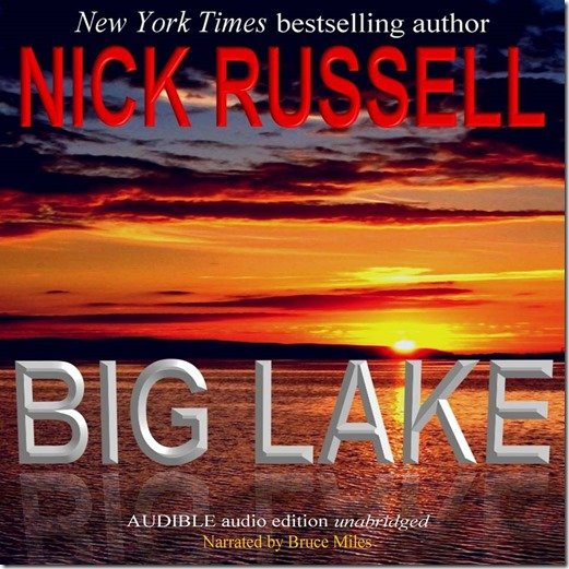 Big Lake audio book cover