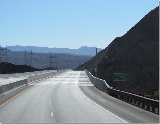 Hoover Dam bridge 2
