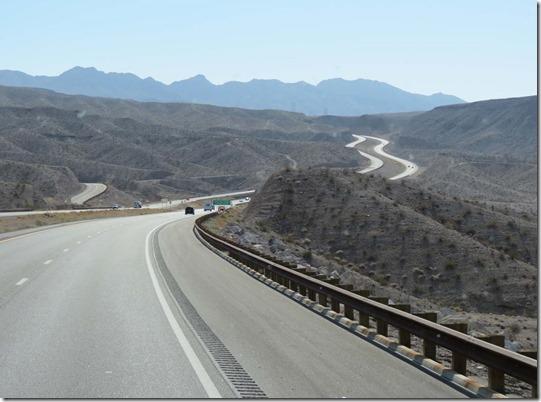 US 93 curves