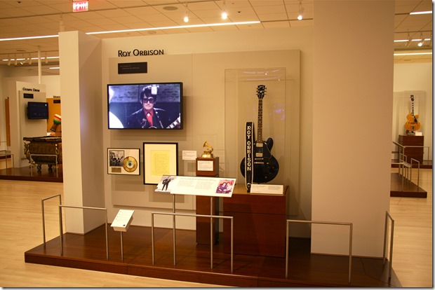 Roy Orbison Exhibit