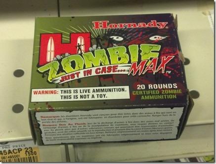 Zombie ammo 2