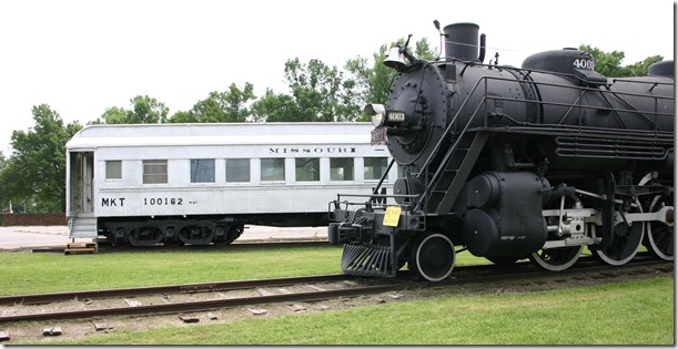Fort Smith Trolley Museum trains 2