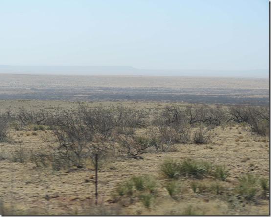 Dusty New Mexico