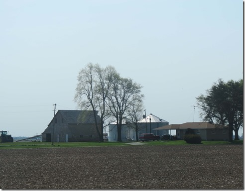 Tidy Indiana farm