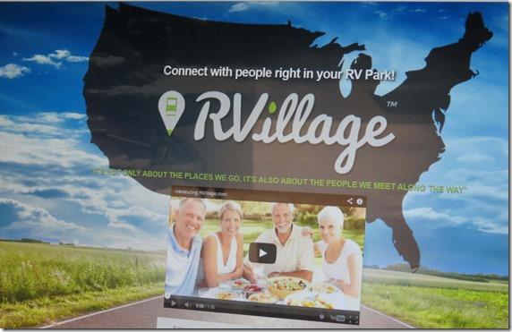 RVillage screen shot