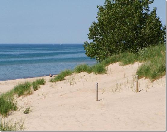 Lakeshore view 2