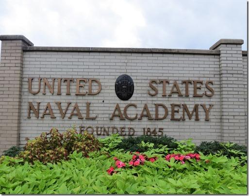 Annapolis Sign