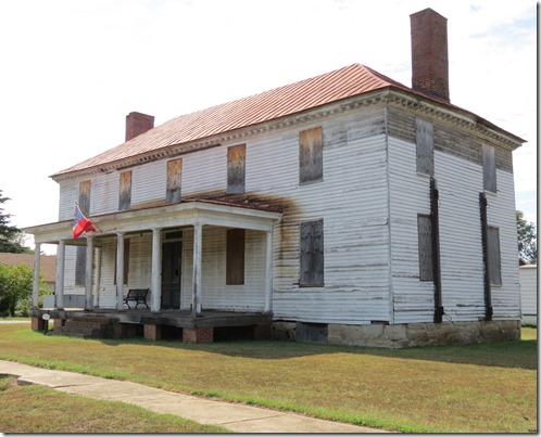 Brockenbrough house