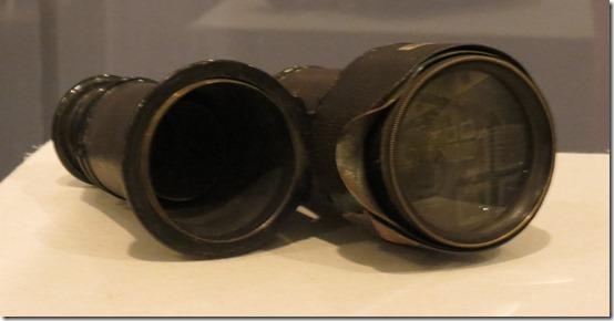 Bullet binoculars