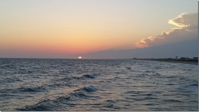 Atlantic Beach sunset 2