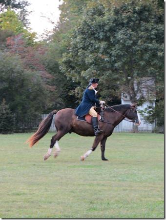 Washington riding