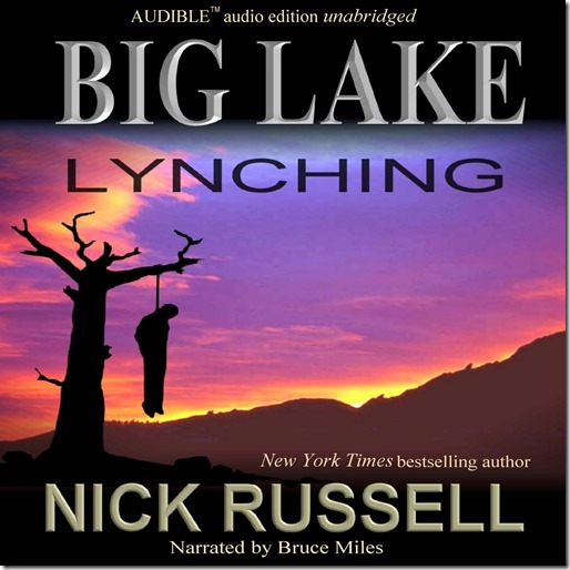 Big Lake Lyinching Audio cover