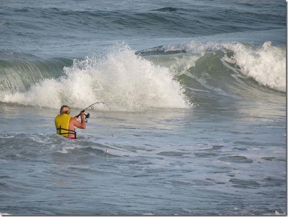 Surf fisherman 2