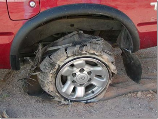 tire blowout 2