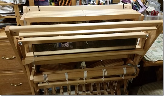 Loom folded