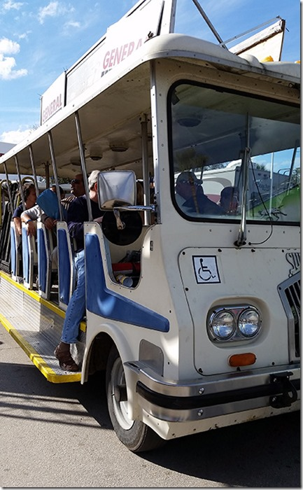Tram small