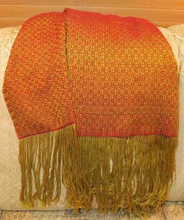 Lisa shawl small