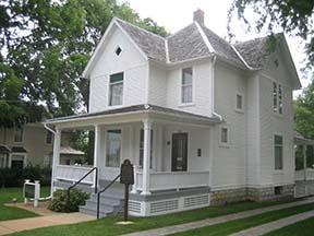 Reagan Home