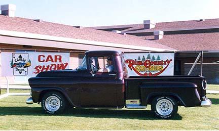 1958 Chevrolet pickup small