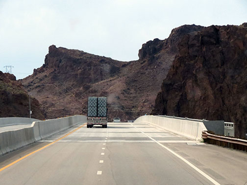 Hoover Dam bridge small