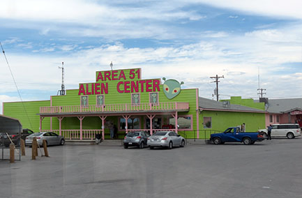 Area 51 shop small
