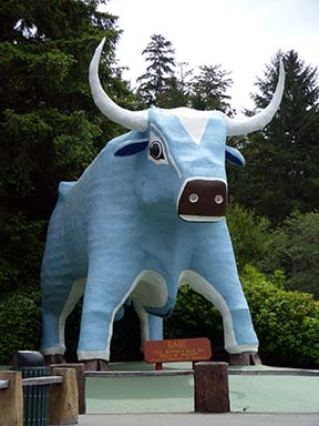 Babe Blue Ox