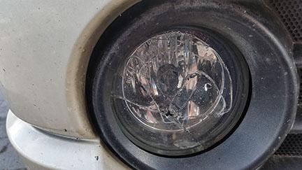 Broken light 2 small