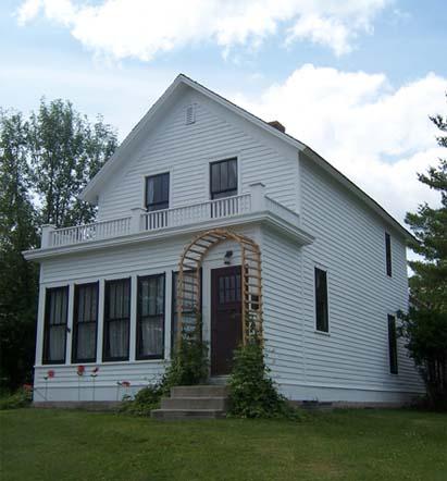 Judy Garland home