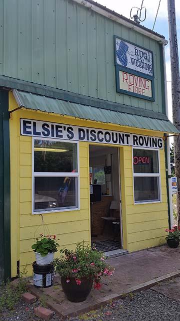 Elsie's outside small