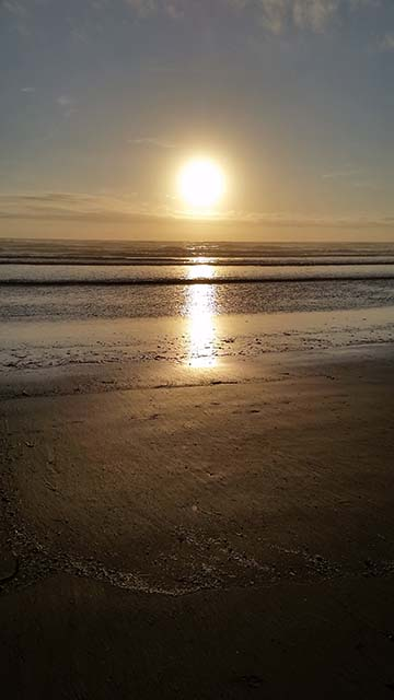 South Beach Sunset small