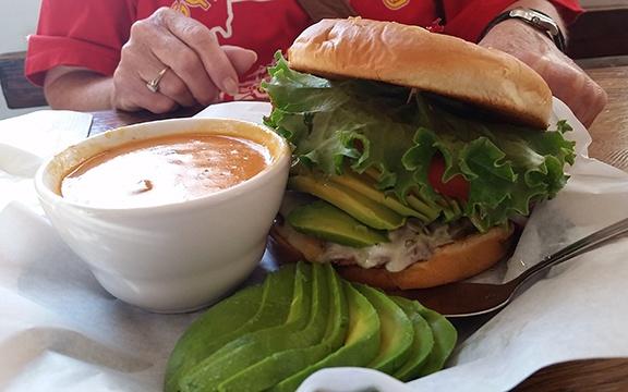 Terry burger