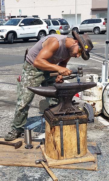 Blacksmith small