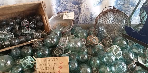 Glass Floats small