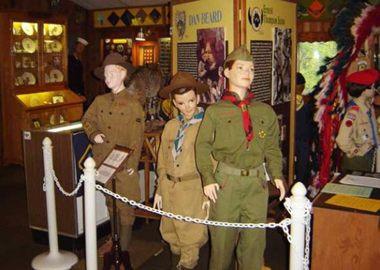 Scouting Museum