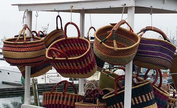 Ilwaco baskets small