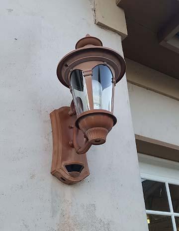 Rebuilt light small