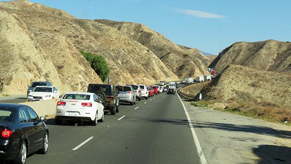 Traffic small